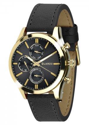 Zegarek Męski Guardo Premium 011648-4 na pasku