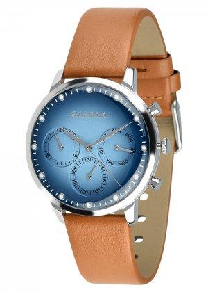 Zegarek Męski Guardo Premium 012430-1 na pasku