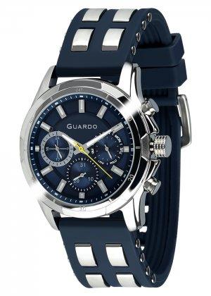 Zegarek Męski Guardo Premium B01113(1)-3 na pasku