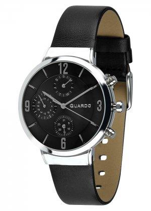Zegarek Męski Guardo Premium B01312-1 na pasku