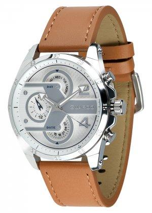 Zegarek Męski Guardo Premium B01318-2 na pasku