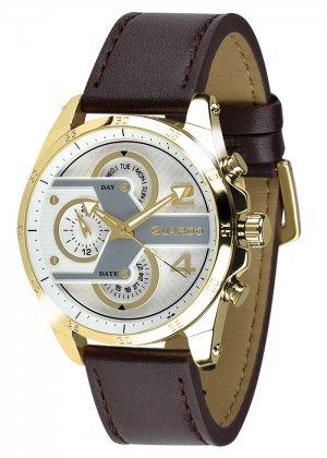 Zegarek Męski Guardo Premium B01318-5 na pasku