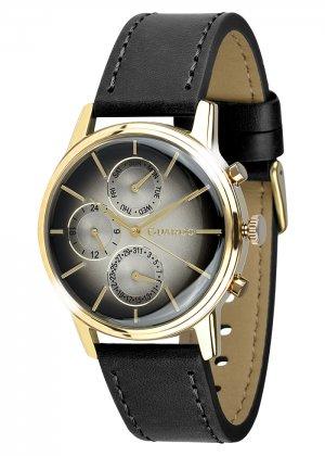 Zegarek Męski Guardo Premium B01397-3 na pasku