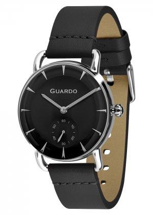 Zegarek Męski Guardo Premium B01403-1 na pasku