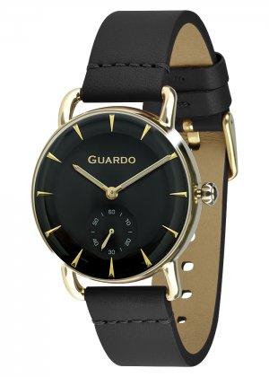 Zegarek Męski Guardo Premium B01403-4 na pasku